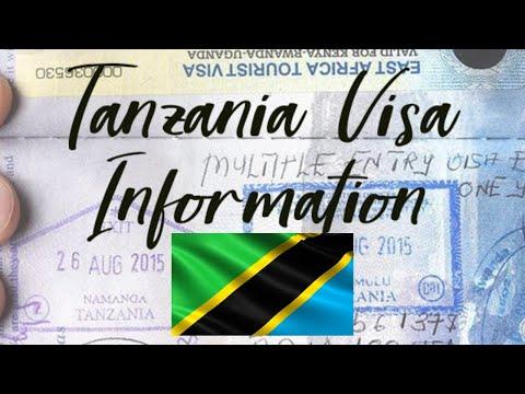 Tanzania Visa and Voluntary Residency Permits (MUST WATCH)