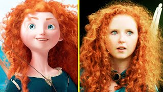 10 Kids Who Look EXACTLY Like Disney Princesses