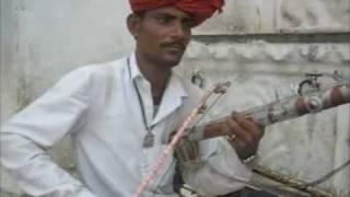 Bopa, Gypsy Musician, Rajasthan India