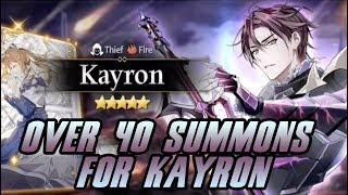 60 SUMMONS FOR KAYRON! Epic Seven - OwO What's This!? - wetube24 com