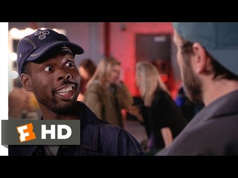 Jay And Silent Bob Strike Back (11/12) Movie CLIP - Chaka Luther King (2001) HD