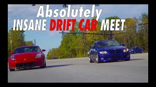This Is The Best Drift Car Meet in Florida!!