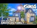 Die Sims 4 Haus bauen | American Family #2: Grundriss (deutsch)