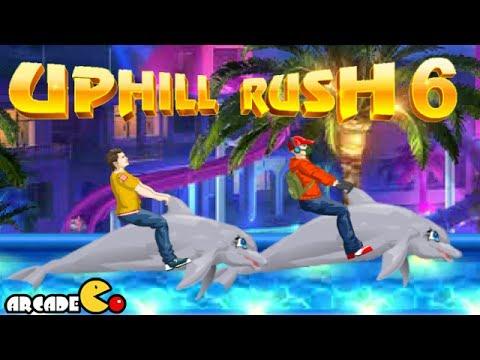 Uphill Rush 6 - Racing Game