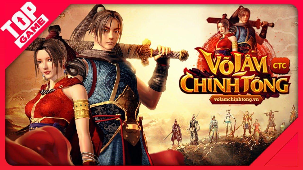 """Võ Lâm Chính Tông – Game PC Client Chuẩn Võ Lâm Truyền Kỳ """" Công Thành Chiến""""   Topgame"""