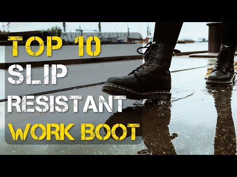 Top 10 Best Slip Resistant Work Boots