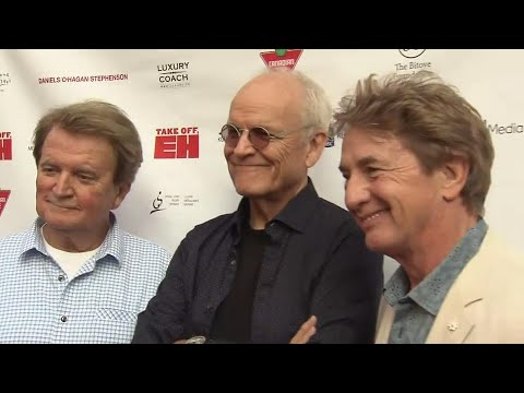 526a2b7b2053 Canada's comedy giants gather for Second City reunion - YouTube
