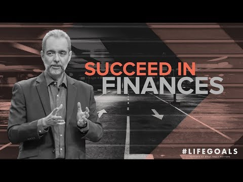 #Lifegoals - Succeed In Finances - Ricky Sarthou