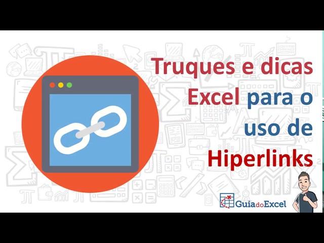 Truques e dicas Excel para o uso de Hiperlinks