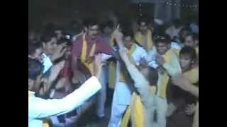 Narowal Ansari mehndi Dance With Faring Part 1