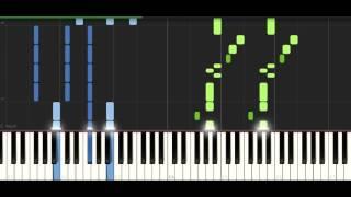 Tobu - Dreams - Sythesia piano tutorial