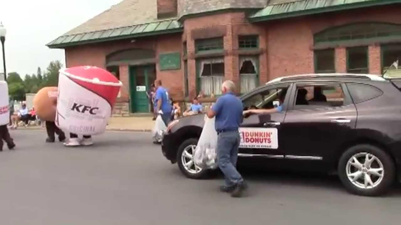 OLC - Plattsburgh Parade  7-4-15