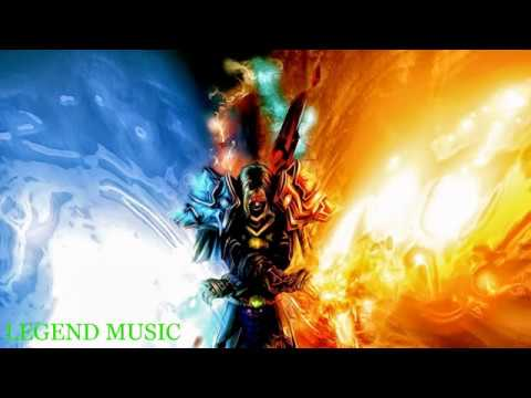 Legendary Epic Music - Mage PvP Music Da Frostcube (Most Powerful Action Music)