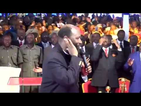 JEHOVAH IS YOUR NAME -PROPHET DR.OWUOR WORSHIPING
