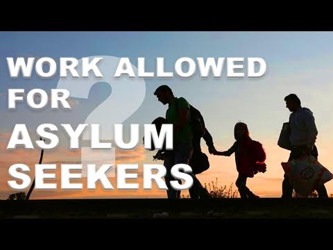 UK ASYLUM SEEKERS WORK ALLOWED |UPDATE|COMING SOON|UK HOME OFFICE|UKBA|2019 HD