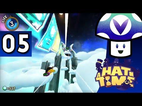 [Vinesauce] Vinny - A Hat in Time (part 5)