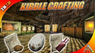 Ark Industrial Cooker And Grill! Kibble Crafting! Vanilla Ark Survival Evolved E20