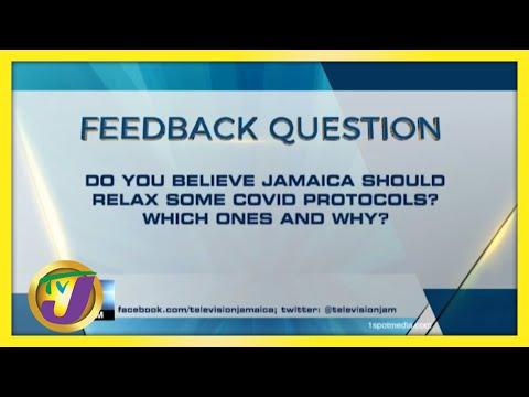 Feedback Question | TVJ News - June 21 2021
