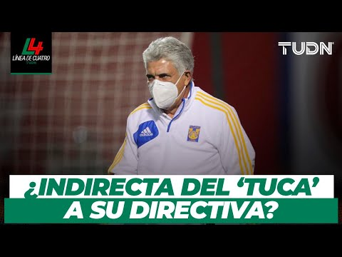En Tigres se acaba la paciencia... ¿Continuidad al 'Tuca' Ferreti o llamar al 'Piojo' Herrera? |TUDN