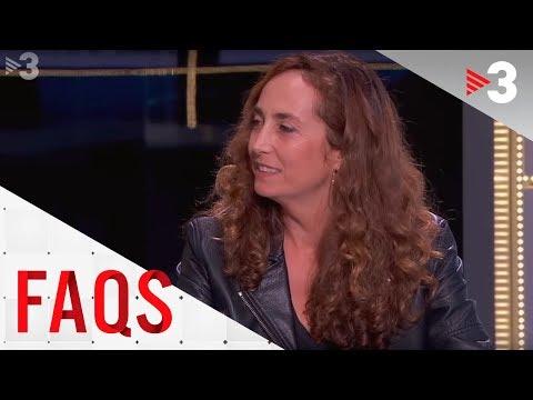 FAQS | Carolina Punset: 'Ciutadans m'ha obert un expedient per venir a FAQS'