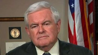 Gingrich on alleged Clinton-Russia connection, wiretap claim
