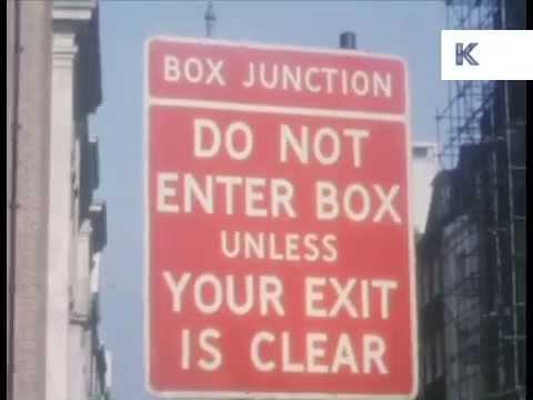 1960s Soho, London, Rare colour Home Movie Footage
