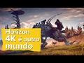 Horizon Zero Dawn Complete Edition esta gratuito na PS Store