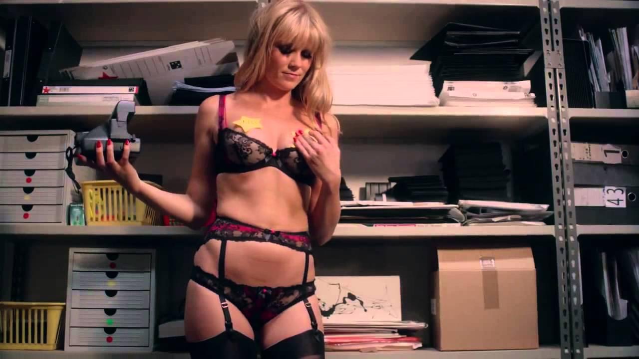 Kylie minogue agent provocateur lingerie commercial 2001 hd - 5 2