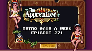 The Apprentice (CDi) - Retro Game A Week Episode 27 -