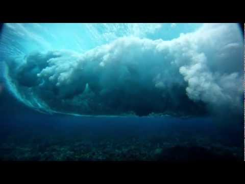 GoPro Blue Surf New-Caledonia By Chung Denis