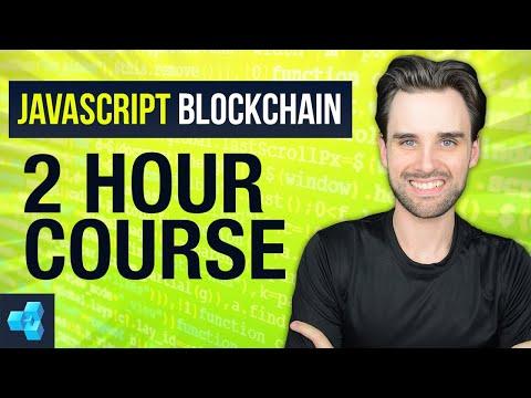 Master Blockchain Programming With JavaScript - Web3.js