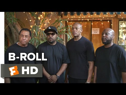 Straight Outta Compton B-ROLL 2 (2015) - Jason Mitchell, Corey Hawkins Drama HD