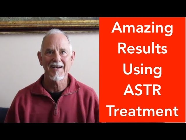 Dr. Hough Relieved his Patient's Pain in a Few Minutes With ASTR!