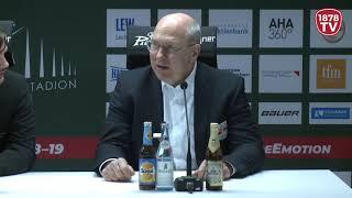 1878 TV | Pressekonferenz 10.04.2019 Augsburg - München 1:2