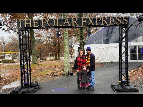 Polar Express Train Ride Whippany New Jersey Nov 2019