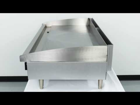 A Closer Look: Toastmaster TMGM48 Commercial Gas Griddle