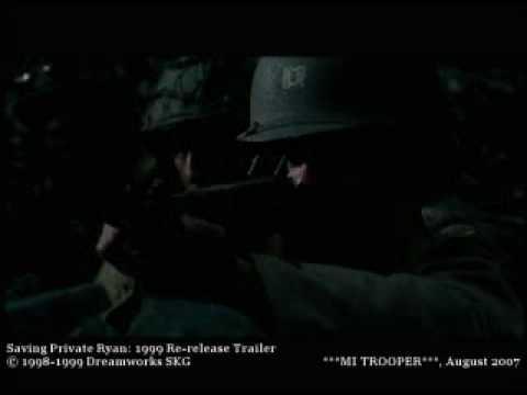 Saving Private Ryan: 1999 Re-release Trailer