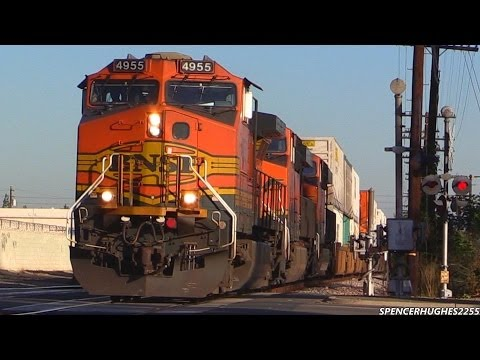 Thumbnail: Amtrak & BNSF Action in Southern California (December 28th, 2013)