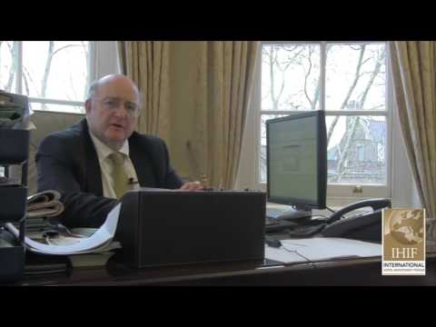 IHIF Interview with Capital Economics' Robert Bootle