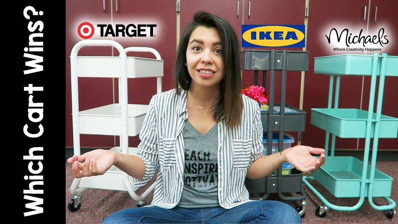 Teacher Vlog Ikea Vs Target Vs Michaels Youtube
