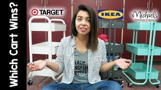 Teacher Vlog: Ikea vs Target vs Michaels