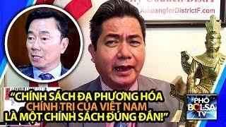 """Ls Hoàng Duy Hùng: """"Chính sách đa phương hóa chính trị của VN là đúng đắn!"""""""