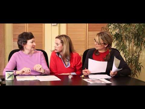 Allana Harkin & Ava Preston The Casting Room S02 E08
