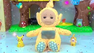 TELETUBBIES Learn Colors Play-doh: La la, Po, Tinky Winky, Dipsy / TUYC thumbnail