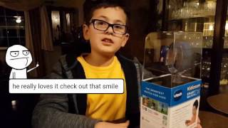 Vtech kidizoom smart watch XD Review full review