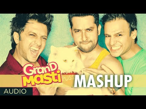 Grand Masti Mashup Full Song (Audio) | Riteish Deshmukh, Vivek Oberoi, Aftab Shivdasani Travel Video
