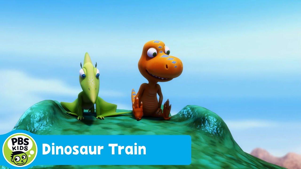DINOSAUR TRAIN | Land Sea Air | PBS KIDS - YouTube