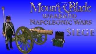 Mount & Blade: Napoleonic Wars Siege Battle - Tintagel Castle Special - Thursday 29th August