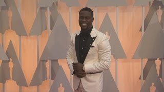 Kevin Hart to Neil Patrick Harris: I'm Coming Back to Host the Oscars!