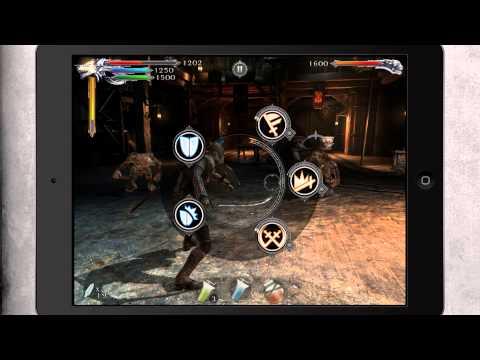 Joe Dever's Lone Wolf геймплей (gameplay) HD